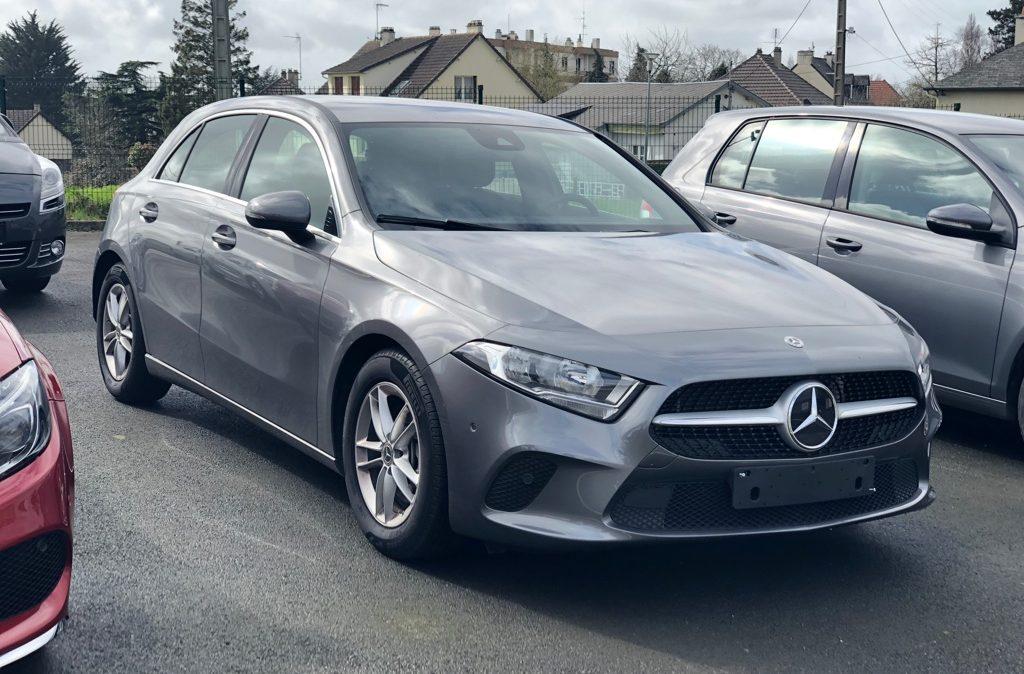 Mercedes Classe A Neuve Manche