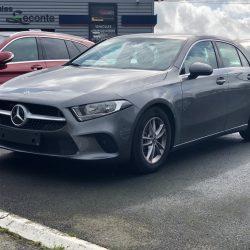 Nouvelle Mercedes Classe A Normandie