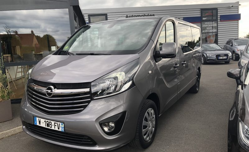 Opel Vivaro manche
