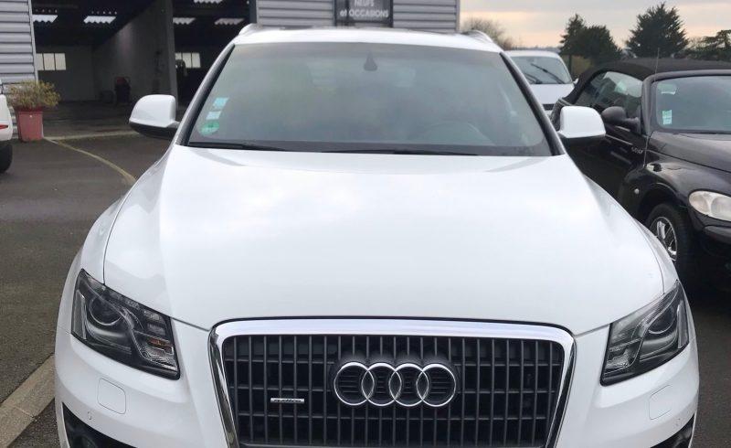 Audi A5 chez Leconte Automobiles
